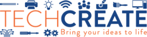 Tech Create Logo: Bring your ideas to life