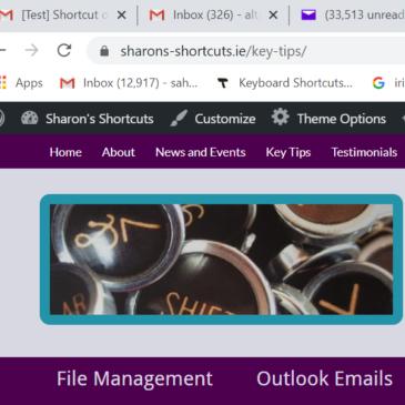 A screenshot of the bookmarks bar