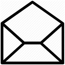 An open envelope